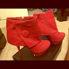 Sexy winter boots In good condition. Shoes Ankle Boots & Booties