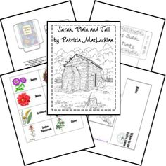 Printables Sarah Plain And Tall Worksheets pinterest the worlds catalog of ideas sarah plain and tall