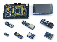 63.89$  Buy here - http://alinz4.worldwells.pw/go.php?t=32787930434 - module Open103V Package A STM32F103VET6 STM32F103 STM32 ARM Cortex-M3 Development Board + 7pcs Accessory Modules + Freeshipping 63.89$