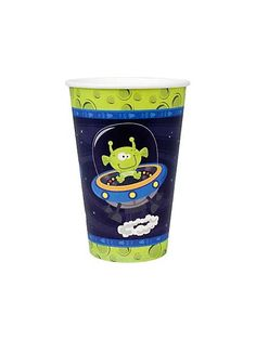 Space Alien Cups