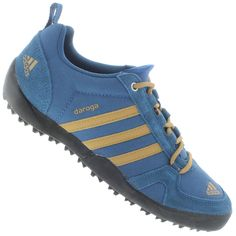 Tênis Adidas Daroga Canvas - Masculino