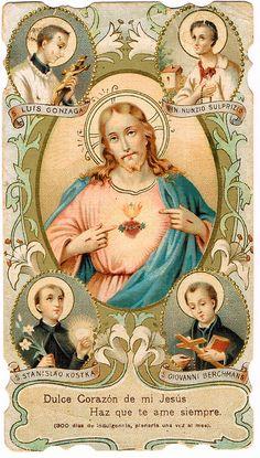 Sweet Heart of my Jesus, make me to love Thee always!