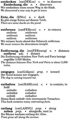 German For Beginners: 49