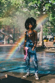 Afropunk Festival 2015: 100 imagens por Driely Schwartz - Geledés