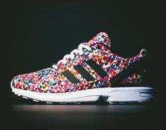 """pimp! #adidas #ZXFlux """"Multi color"""""""