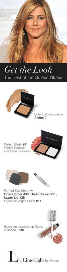 Get Jennifer's glowing look!