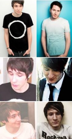 does anyone else see the resemblance between Dan Howell and Adam Young from Owl City? like???