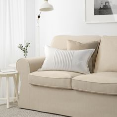 Online Ikea IKEA EKTORP Three-seat sofa, Lofallet beige- in Auckland NZ. Lowest prices and largest range of IKEA Furniture in New Zealand. Shop for Living room furniture, outdoor furniture, bedroom furniture, office and alot more ! Ikea Ektorp Sofa, Ektorp Sectional, Ektorp Sofa Cover, Beige Sectional, Loveseat Covers, Living Room Sectional, Canapé Design, Sofa Design, Sofa Frame