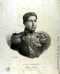 Leopoldo Conte di Siracusa
