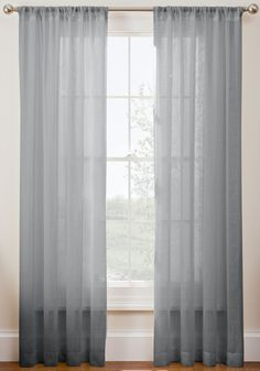 Snap Solutions Blackout Single Curtain Panel