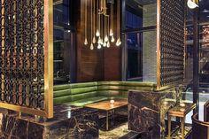 Restaurant Design Inspiration / restaurant design, hospitality design, design inspiration #designinspiration #hospitalitydesign #restaurantdesign For more inspiration, visit: http://brabbucontract.com/projects