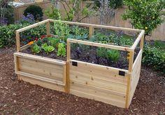 OLT Raised Garden Bed 6'x3'