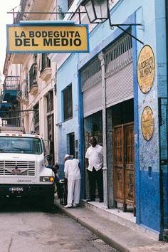 Andar por La Habana. Una guía de viaje para los 5 sentidos © Mahala Marcet