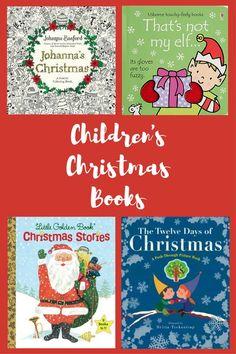 Children's Christmas Books #christmas #christmasbooks #childrensbooks #ad