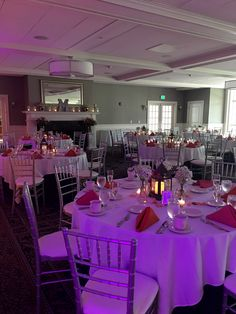 Wedding Reception Inspiration #wedding #manchestercountryclub