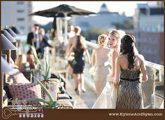 Kristina & Matt   1.18.14 Hotel Duval Wedding