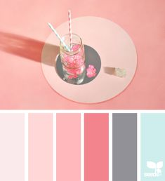 { sweet hues } | image via: @colorscollective