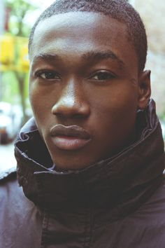 Black Male Models In The Fashion Industry 2 | Black Models Picture
