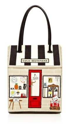 where are lulu guinness bags made