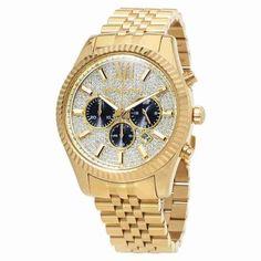 e7f2f63f3c8 Michael Kors Lexington Chronograph Men s Watch MK8494