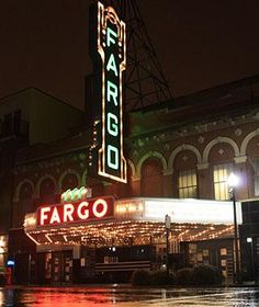 1996 - I went to this theater.  It was about the only interesting thing I saw in Fargo, North Dakota
