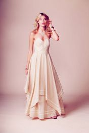 Free People Jill\'s Limited Edition White Summer Dress at Free People Clothing Boutique
