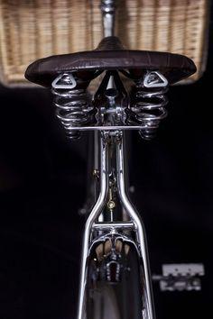 "43Milano Bicycles  ""Lady Milano"" Detail"