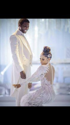 The Mane Event Wedding Pictures #maneevent #KeyshiaKaoir #guccimane #love #fashion #diamondflooded #101717