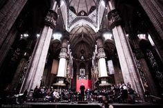 Il #duomodimilano si prepara a ospitare mercoledì 1 aprile 2015 alle ore 19.15 la grande opera La Passione Secondo Matteo (Matthäuspassion) di J.S. Bach, eseguita dal Coro e l'Orchestra e il Coro Voci Bianche laVerdi. #milancathedral