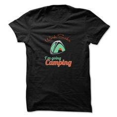 awesome Camping t-shirt - I am going camping Check more at http://9names.net/camping-t-shirt-i-am-going-camping-2/