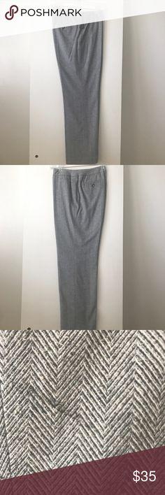 Like New • Jones New York Trouser Like New • Jones New York Petite Trouser • 8P • no díscoloring, close up of pattern in pics Jones New York Pants Trousers