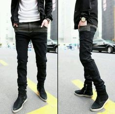 Fashion-Men-Stylish-Designed-Korean-Stylish-Slim-Fit-Casual-Long-Pants-Jeans-New