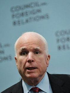 McCain says he's 'ashamed' of how little the West has helped Ukraine