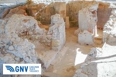 #Ancient #Roman #ruins in #PortoTorres, #Sardinia, #Italy. Discover #GNV routes from/to #Sardinia here: http://www.gnv.it/en/ferries-destinations/porto-torres-ferries-sardinia.html