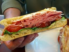 This Skyline Cafe Jacksonville sandwich is just waiting for you Downtown.