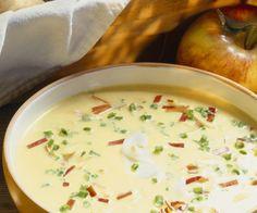 Rezept: Pastinaken-Apfel-Suppe