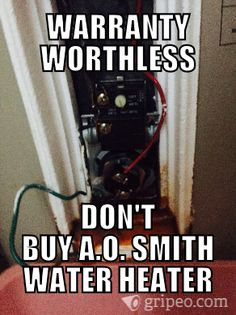 Check out this A.O. Smith meme!