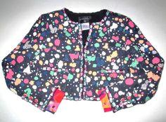 * * * CHANEL Bouclé-Kostüm mit bunten Tupfen, Gr.F 44/D 42 * * * Chanel, Bunt, Sweaters, Ebay, Fashion, Polka Dots, Clothing Accessories, Fashion Women, Moda