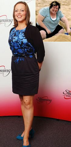 (Slimming World)- Sarah Newell lost 10stone 10.5lbs (150.5lbs) on Slimming World.......this WILL be me!!