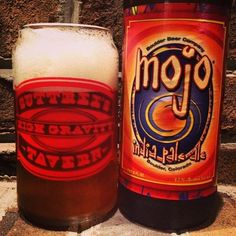 Mojo India Pale Ale (IPA) by Boulder Beer Company