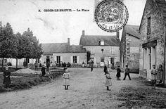 Ozoir-le-Breuil en Eure et Loir http://www.geneanet.org/search/collection