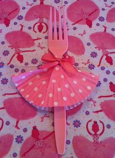 Click Pic for 28 Baby Shower Ideas for Girls - Skirt Fork | Baby Shower Themes for Girls @Lisa Phillips-Barton Henderson