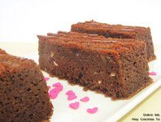 Cake de chocolate y patata (o batata!!!)