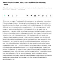 http://journals.lww.com/claojournal/Abstract/publishahead/Predicting_Short_term_Performance_of_Multifocal.99447.aspx
