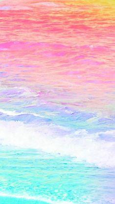 Matt Crump photography iPhone wallpaper Pastel Bermuda unicorn ocean beach::…C. Mermaid Wallpaper Backgrounds, Beachy Wallpaper, Mermaid Wallpapers, Pink Wallpaper Iphone, Sunset Wallpaper, Aesthetic Pastel Wallpaper, Iphone Background Wallpaper, Cute Wallpaper Backgrounds, Pretty Wallpapers