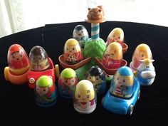 Weebles lot