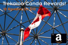 Canada Rewards: Write Reviews, Get Rewarded! Families who travel in Canada can earn $10 Amazon gift cards all summer!