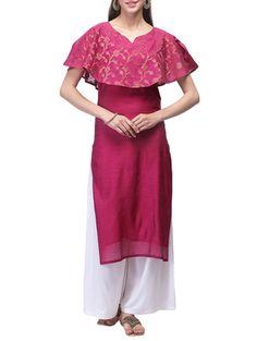 Checkout 'Trend Alert 5: 50 Thunderous Chanderi Kurtas', the fashion blog by Darshika Goswami on : http://www.limeroad.com/clothing/ethnic-wear/kurta-kurtis/story/58a004fca7dae82de3aa0d3c?story_id_vip=58a004fca7dae82de3aa0d3c&utm_source=e14a649d93&utm_medium=desktop