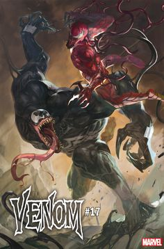 Venom Vol 4 Cover B Variant Sunghan Yune Bring On The Bad Guys Cover (Absolute Carnage Tie-In) Marvel Vs, Marvel Venom, Marvel Villains, Marvel Characters, Marvel Heroes, Arte Dc Comics, Marvel Comics Art, Marvel Comic Universe, Comics Universe