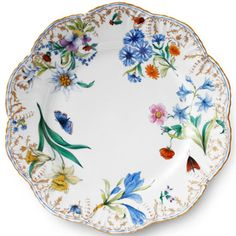 I love these. A differnt plate for each season; spring, summer, autumn, winter. Alas they are $338 each!! Glad I got beautiful new dishes last year.